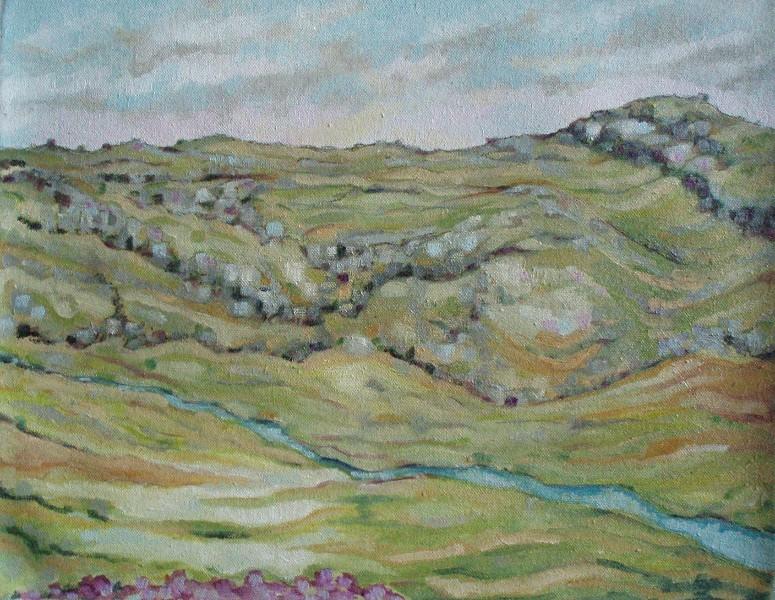 Hillside Tundra