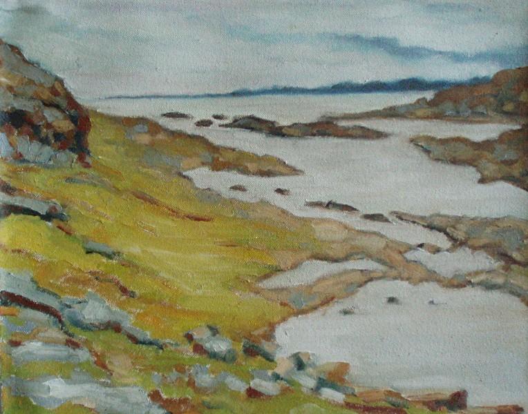 Sylvia Gtinnell Estuary