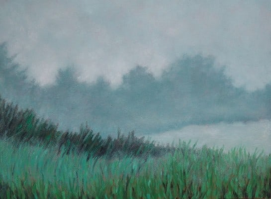 Mist on the Estuary
