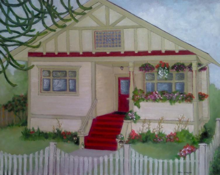 Vanda's House